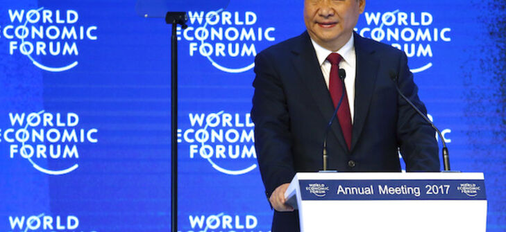 Results of Davos: in 2020, China will become the first power in the world