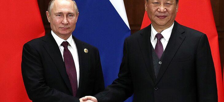 The Guardian: China and Russia Become Unprecedented Military Allies