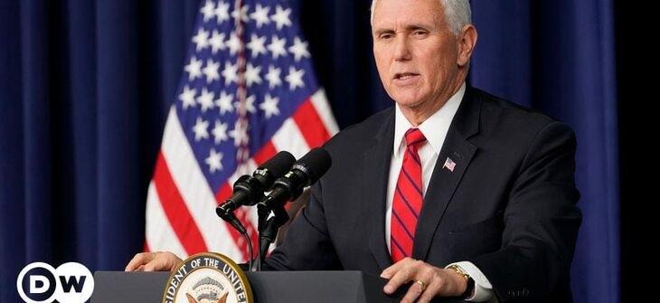 Michael Pence refused to remove Trump, but Democrats intend to push for the incumbents resignation