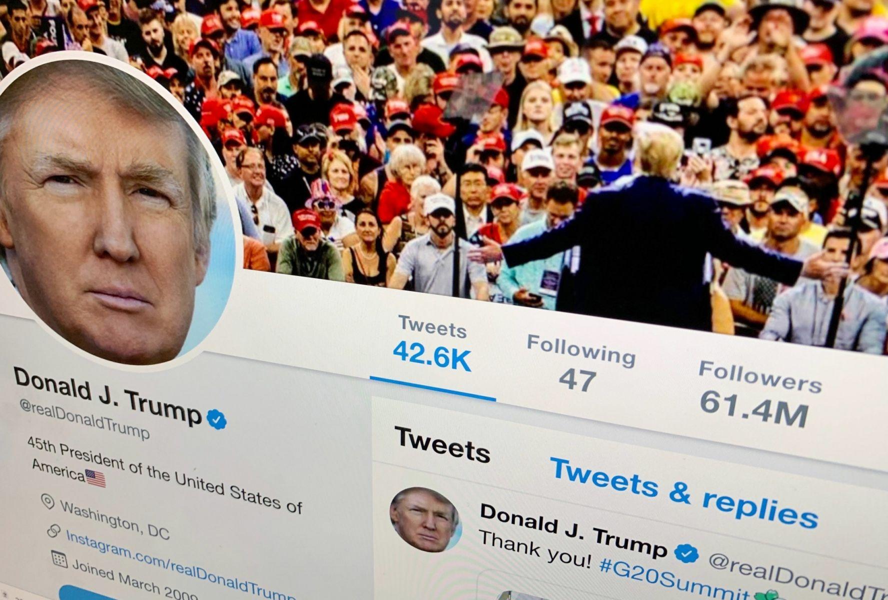 Дональд Трамп-младший: «Свобода слова в США мертва»