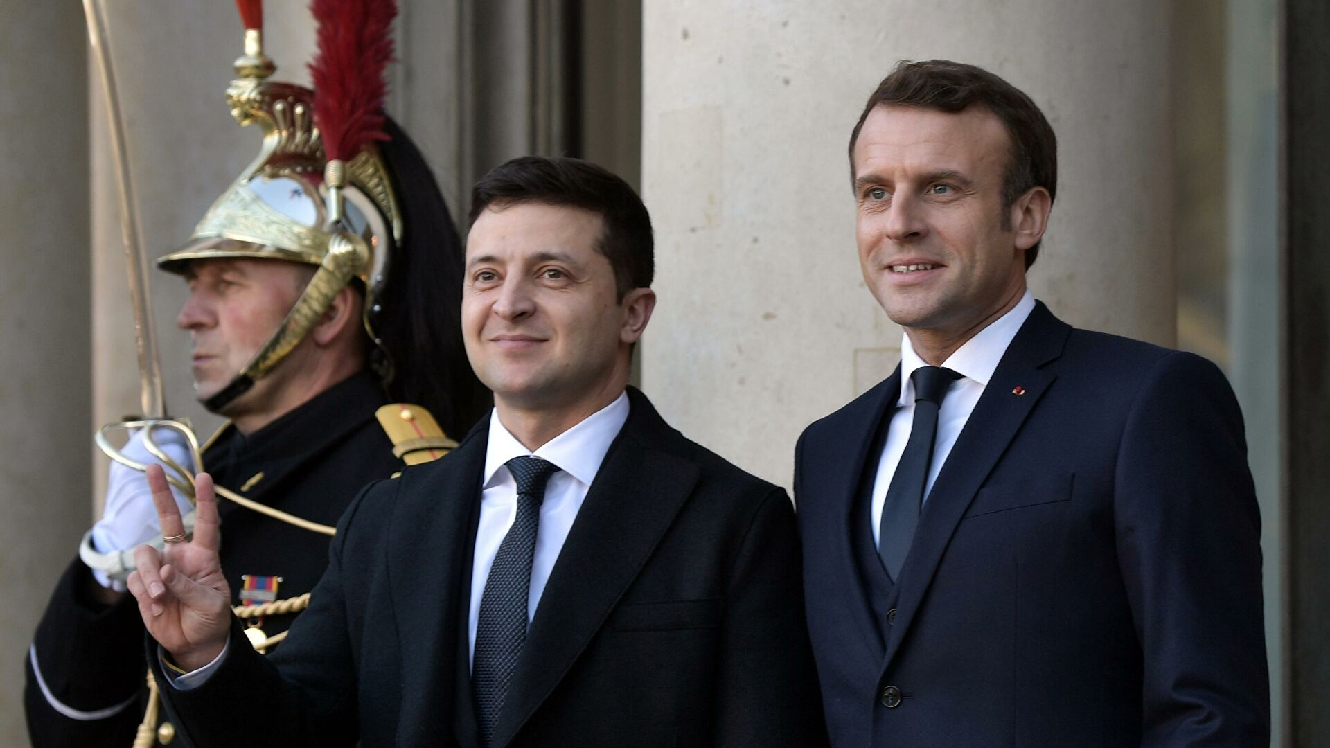 The failure of Zelensky in Paris, the recession of the epidemic in Stepanov: Top 5 events of the week