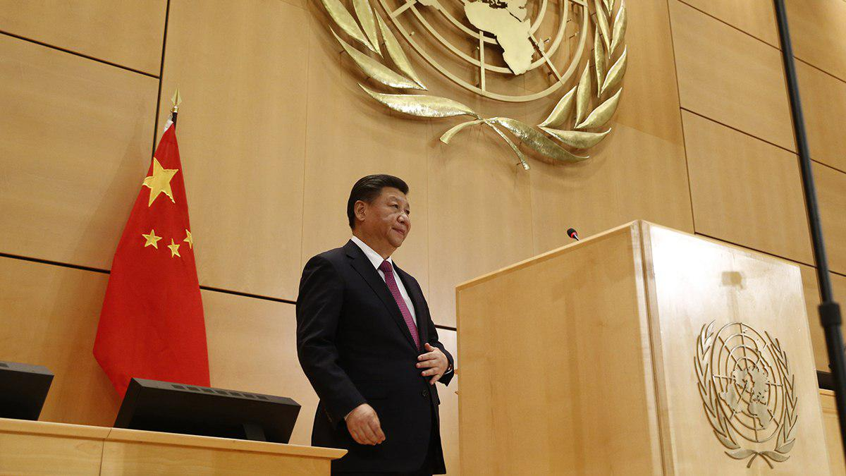 China can change the perception of human rights. Legally