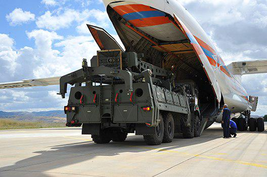 Washington opposes Russian S-400 supplies to Turkey, but hoping for reconciliation with Ankara