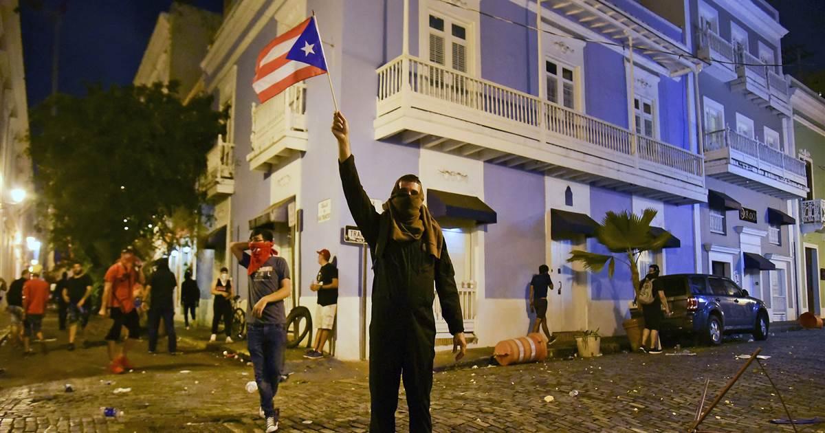 Крах экономики Пуэрто-Рико