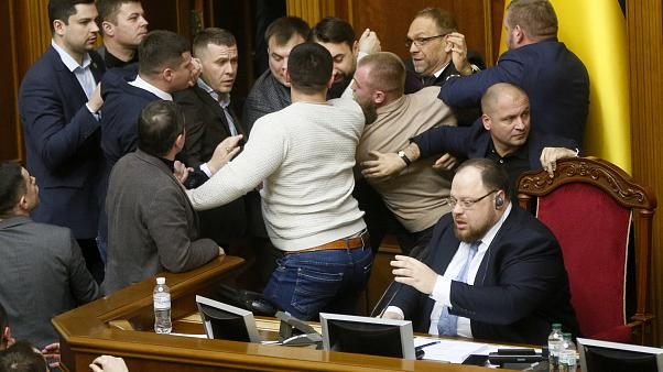 Trump is justified, Rada switched to the ground. Top 5 events of the week