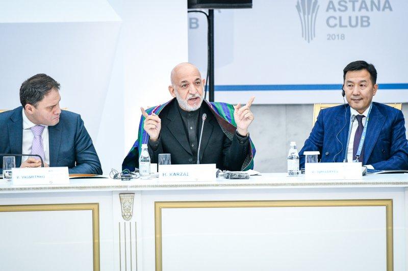 Глобальный мир: Astana Club