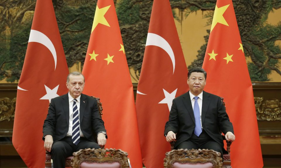 The Global World. Chinese-Turkish friendship