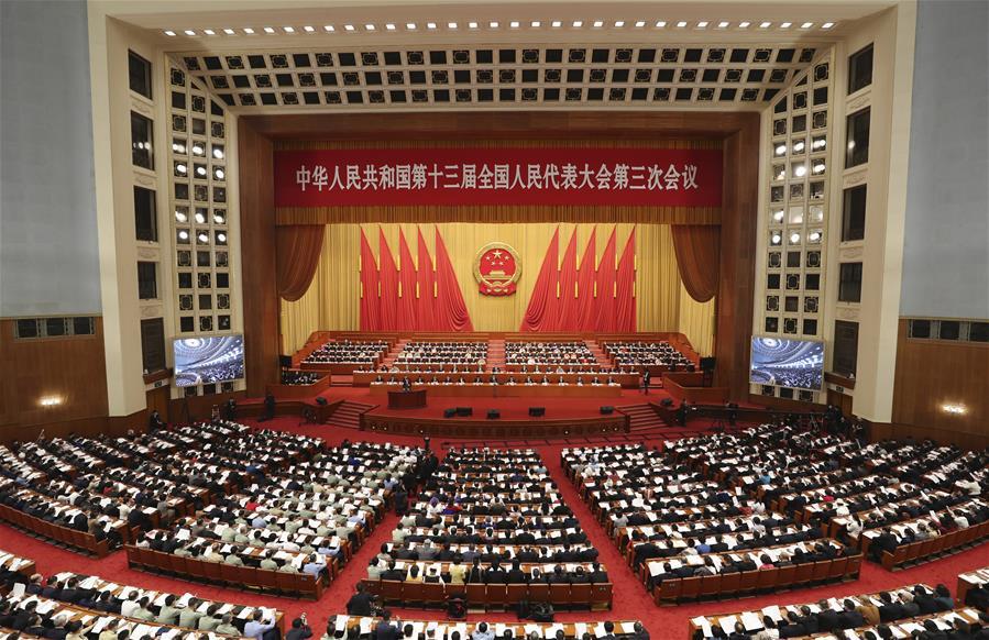 Новая пятилетка в Китае