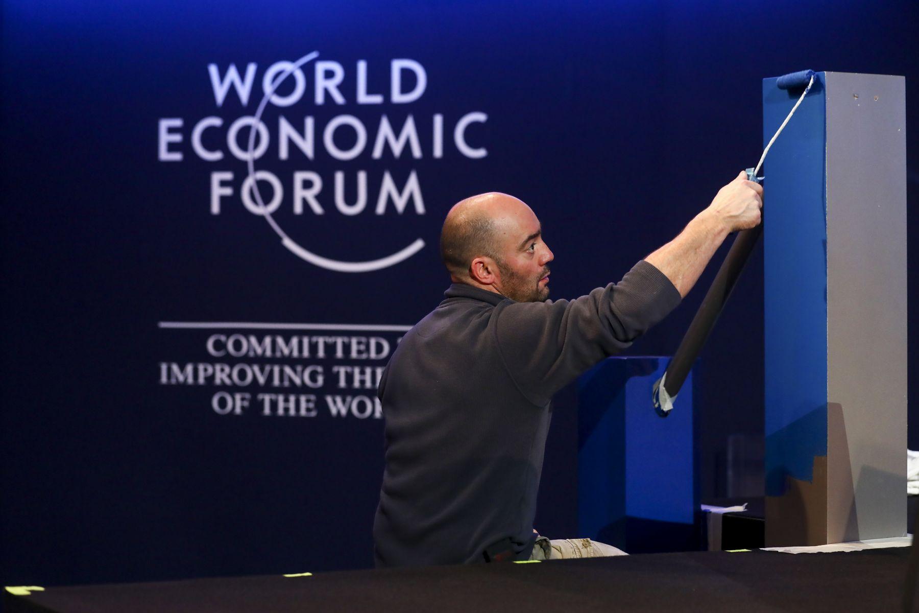 Глобалізація 4.0. Світовий форум у Давосі