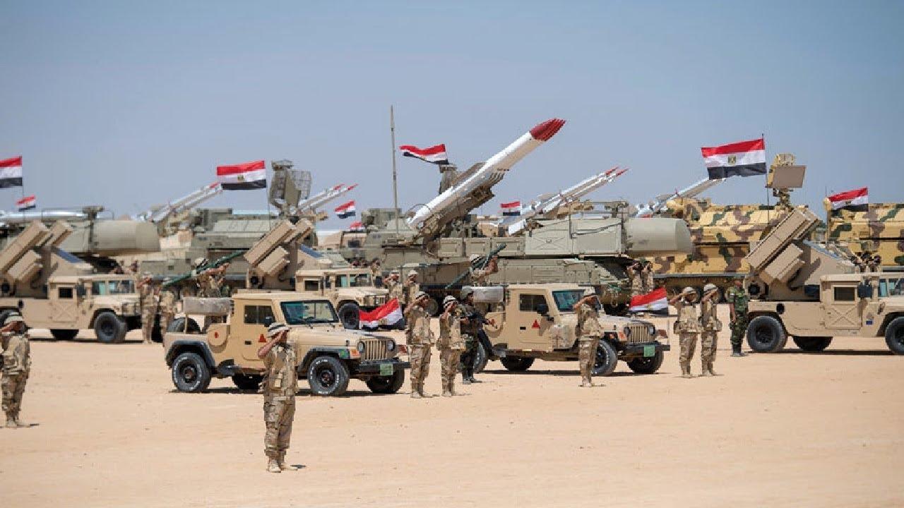 Египет вступает в гибридную войну