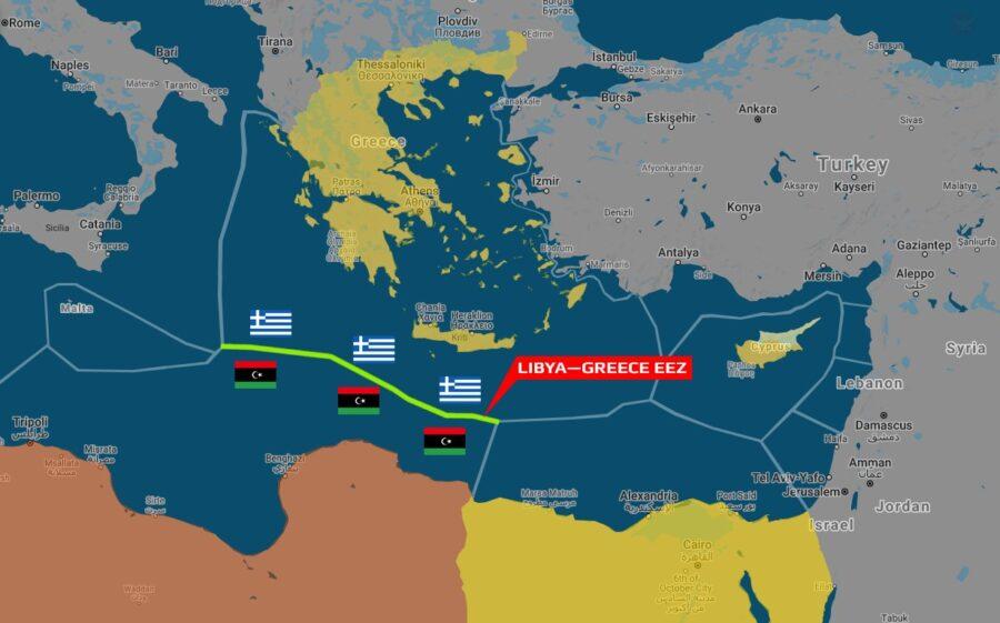 Новый раунд греческо-турецкого противостояния в Средиземном море
