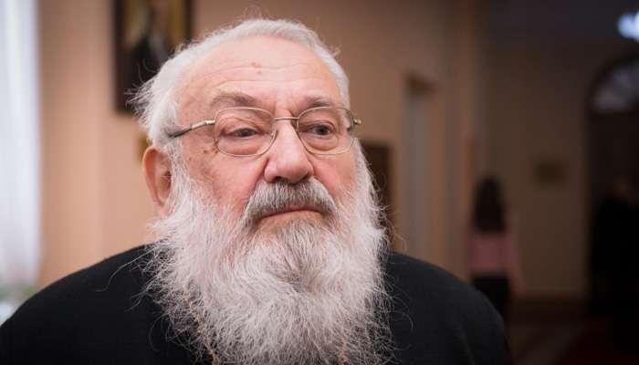 Любомир Гузар: Я молюсь за Донбасс!