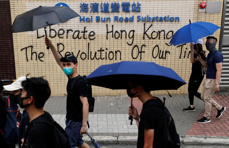 National Interest: Гонконг может стать китайской версией украинского кризиса