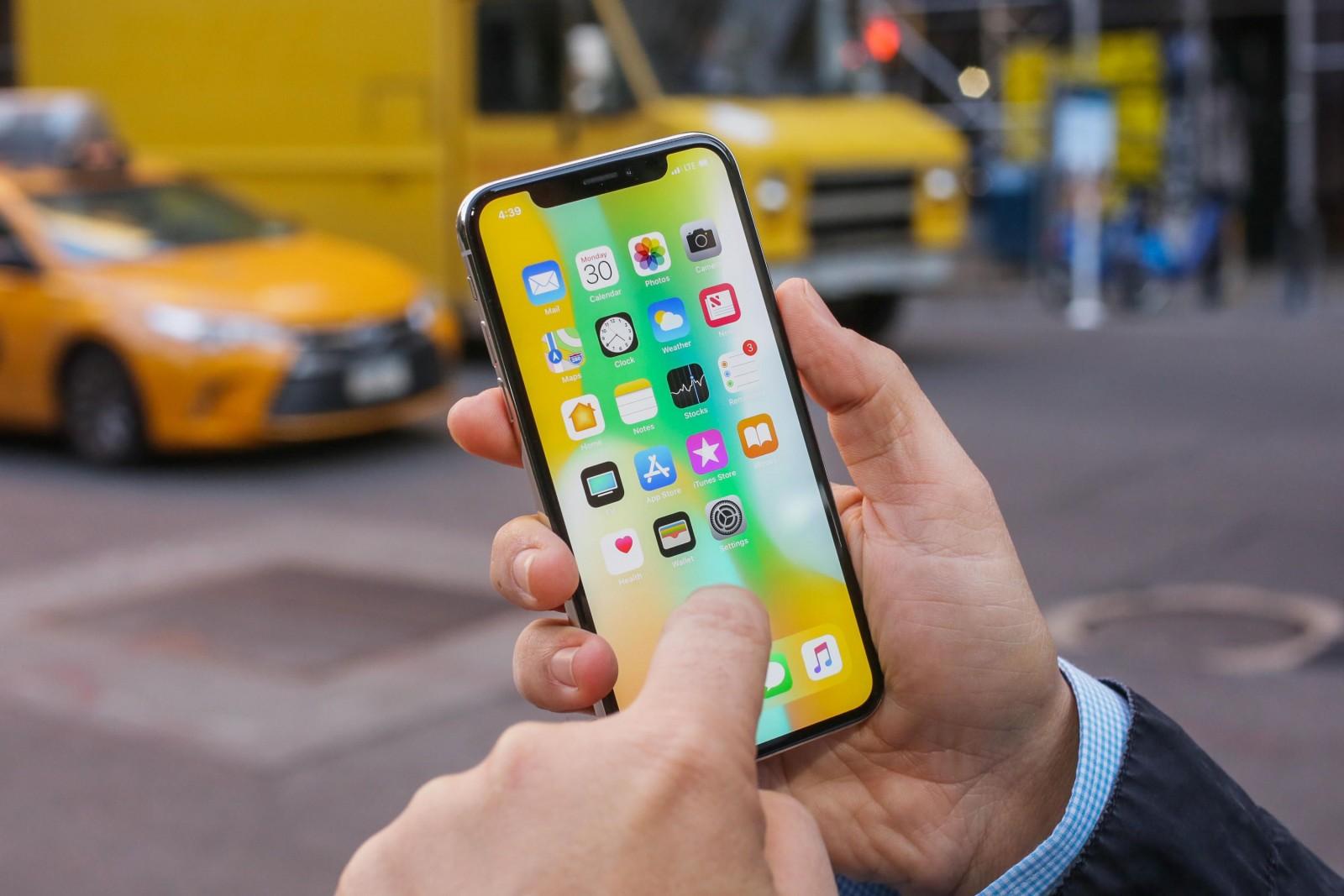 Всемирный рейтинг iPhone X
