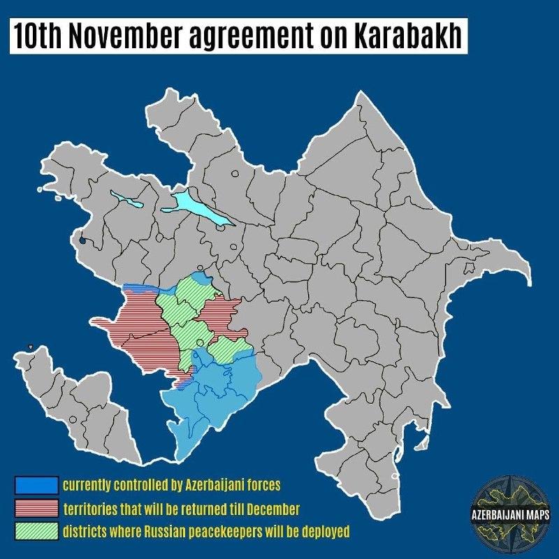 Кінець карабахської кампанії 2020