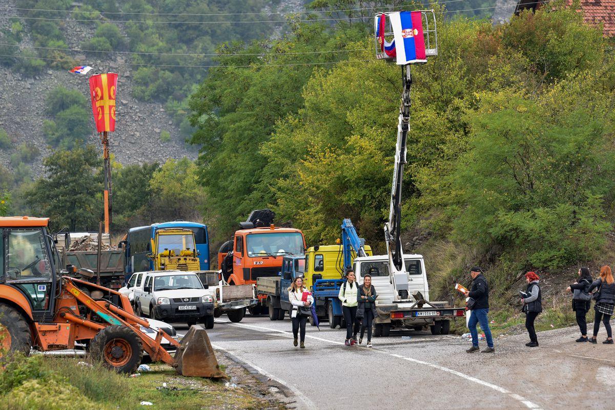Сербія і Косово домовилися про деескалацію