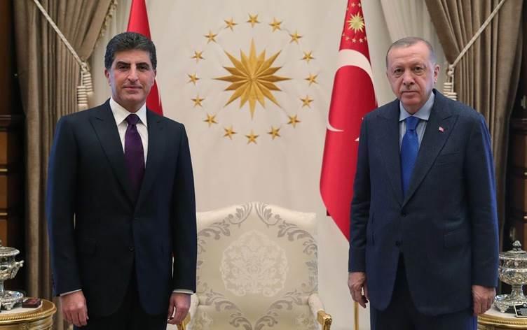 Нормалізація відносин Туреччини та Курдистану