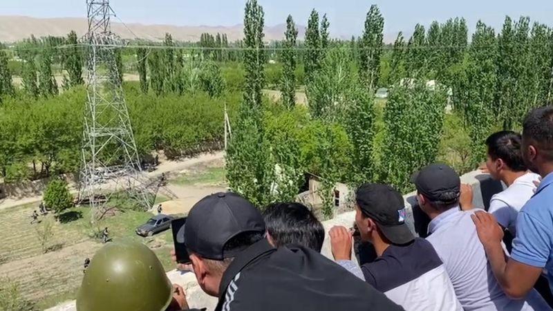 Эскалация в Центральной Азии