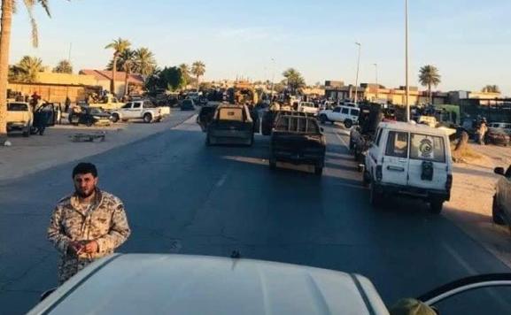 Бойові дії в Лівії тривають