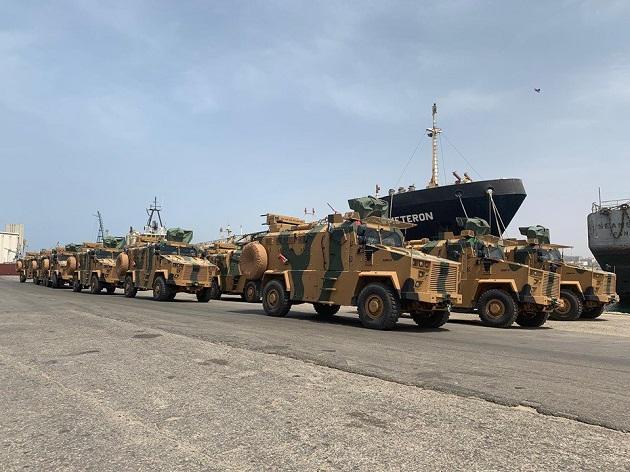 Перемены на ливийском фронте