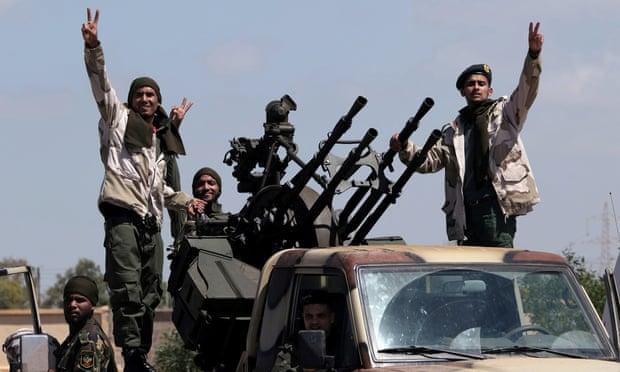 Ливийцы не договорились в Москве