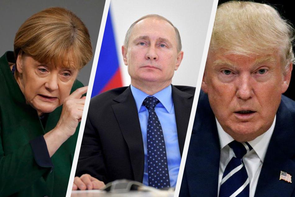 National Interest: Почему Европа выбирает Россию?