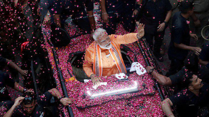 Нарендра Моди победил с помощью самого эффективного оружия современности – религии