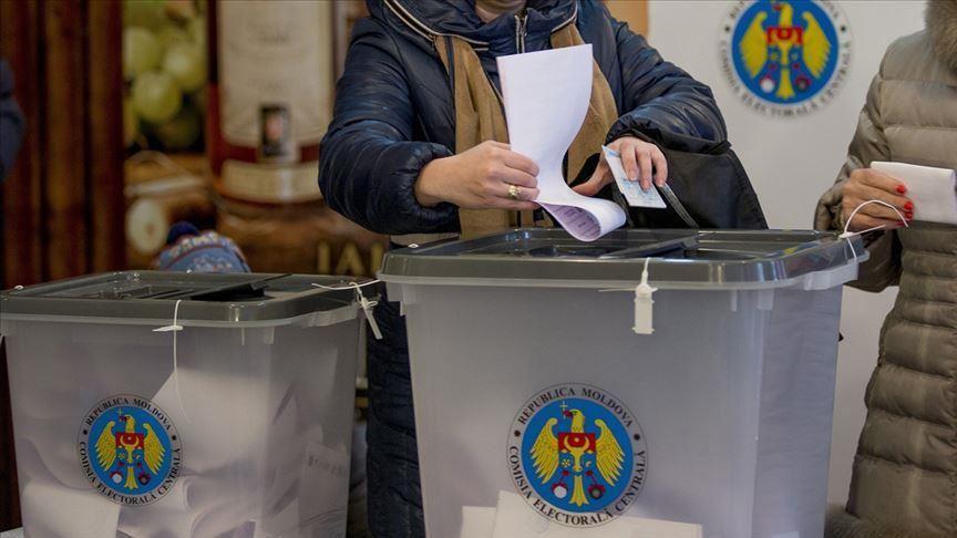 Выборы в Молдове 2020