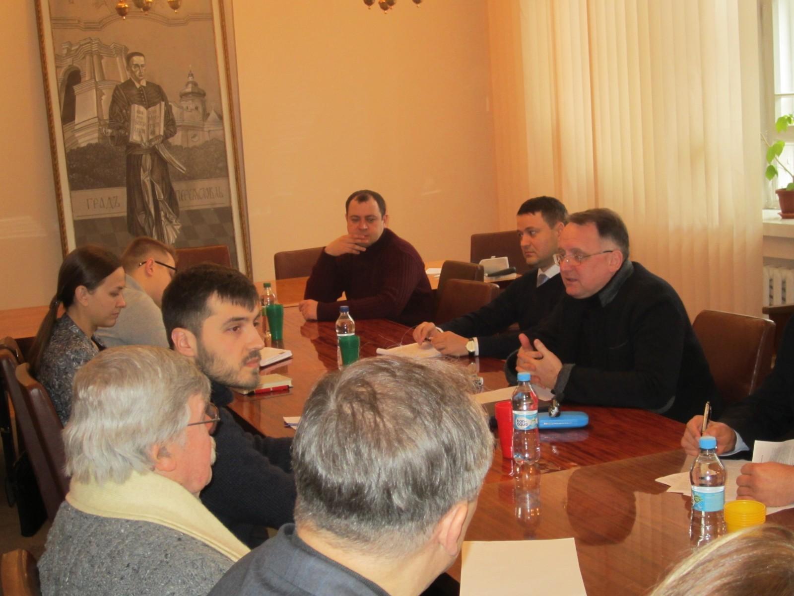 Круглий стіл Релігійна безпека в Україні та Європі: основні проблеми сьогодення та можливі загрози найближчого майбутнього