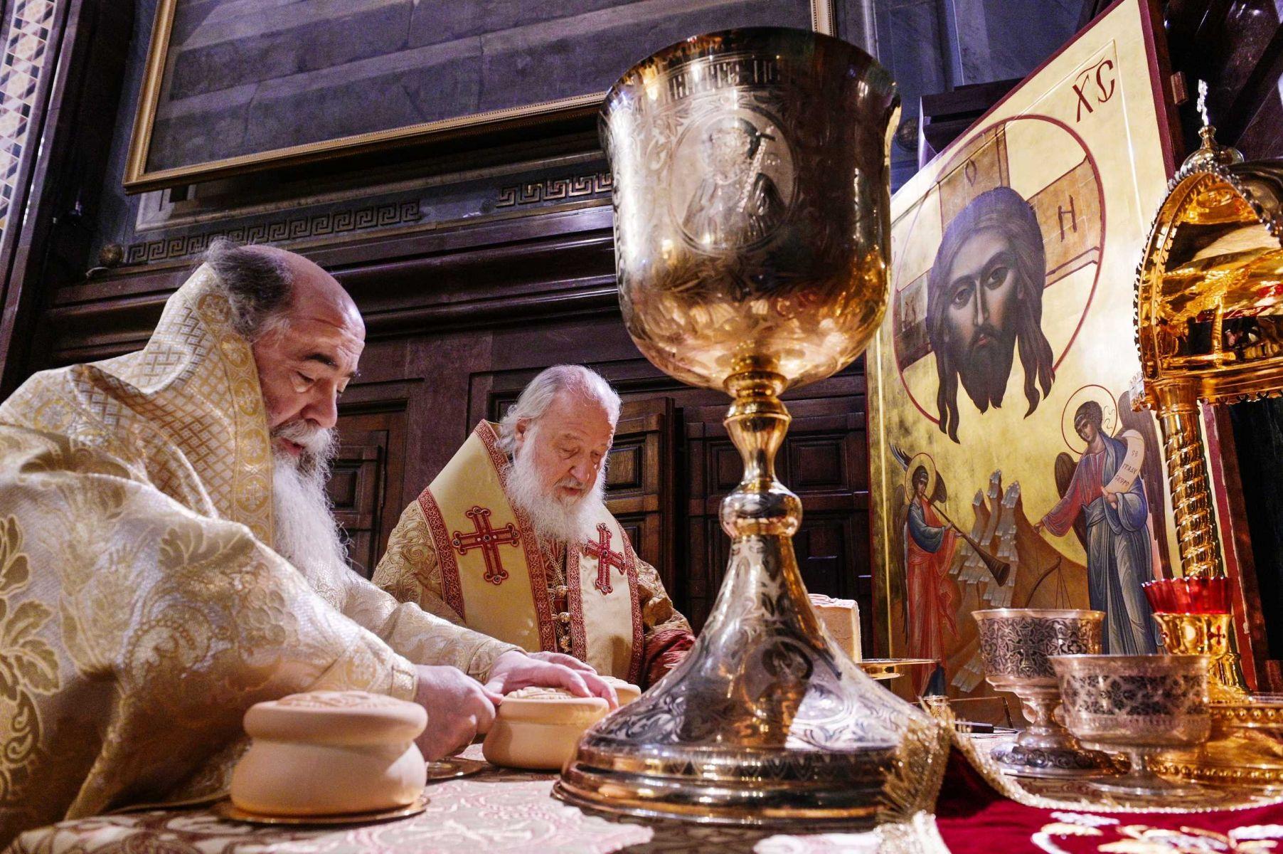 В ожидании Синода РПЦ