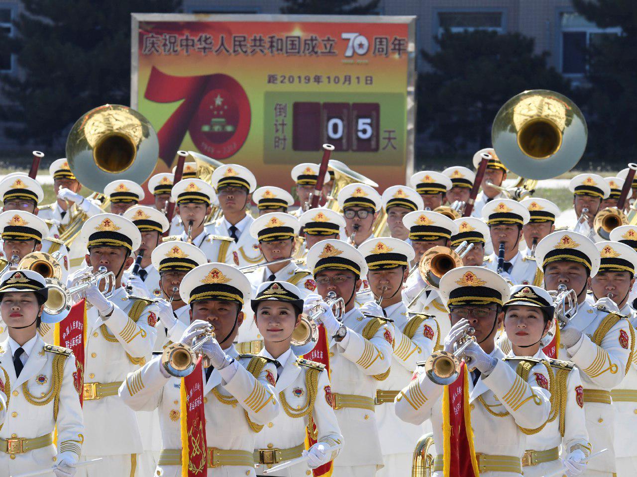 70 років КНР: Китай заявляє, що він більше не другий