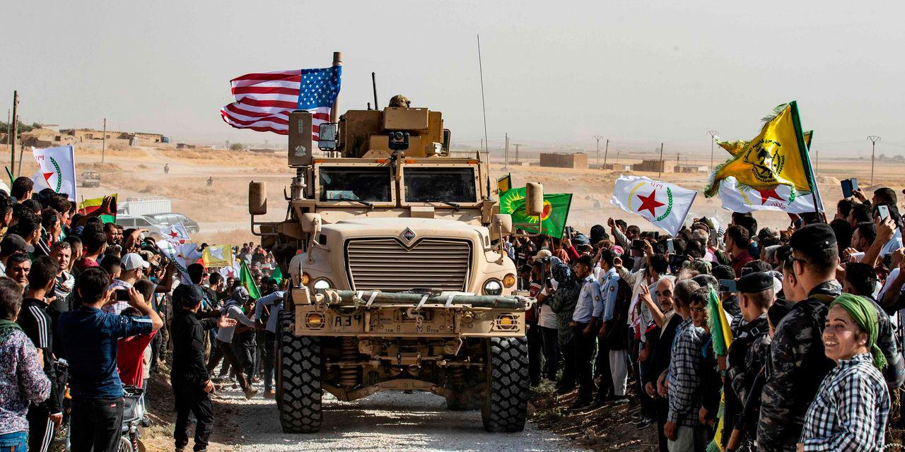 US troops will be withdrawn from Northern Syria in anticipation of the Turkish invasion