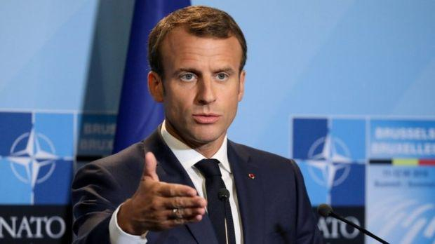 Emmanuel Macron: NATO is a living corpse