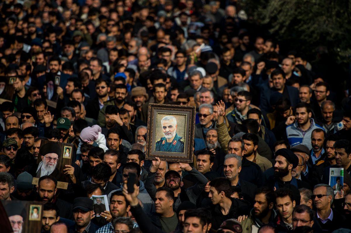 Bloomberg: Killing Suleimani turns US into unpredictable partner