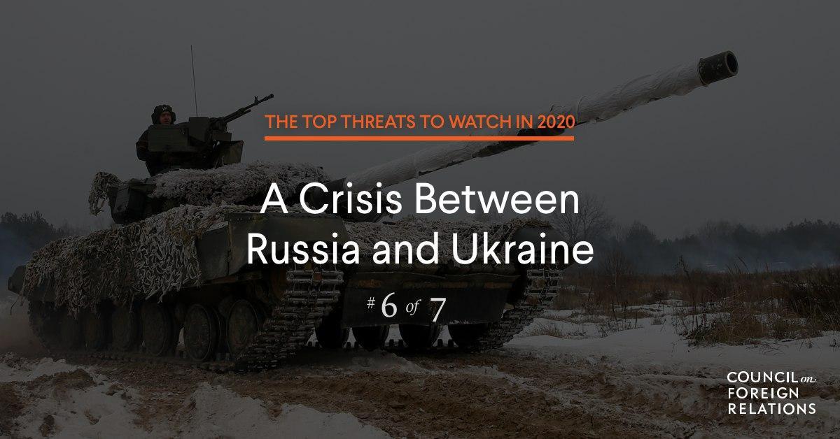 Council on Foreign Relations: для разрешения украинского конфликта Вашингтону необходимо пойти на компромисс с Москвой