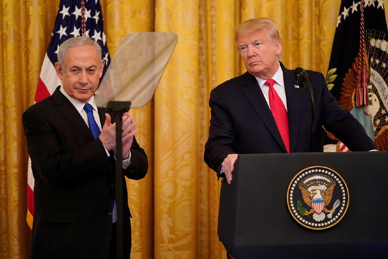 """Trumps """"Deal of the Century"""" - A Real Way to Reconcile Israel and Palestine or an Election Maneuver?"""
