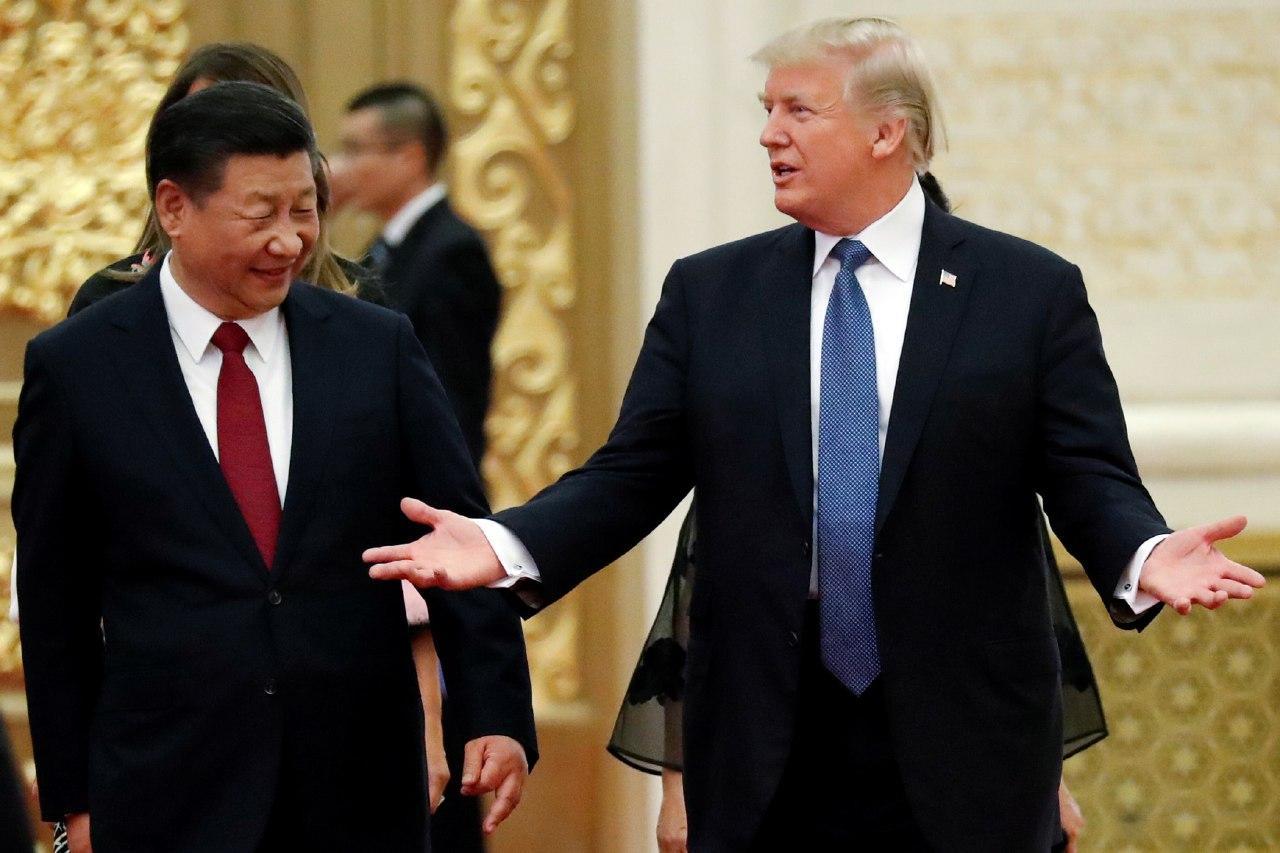 Американські санкції через коронавірус зближають Китай та Росію