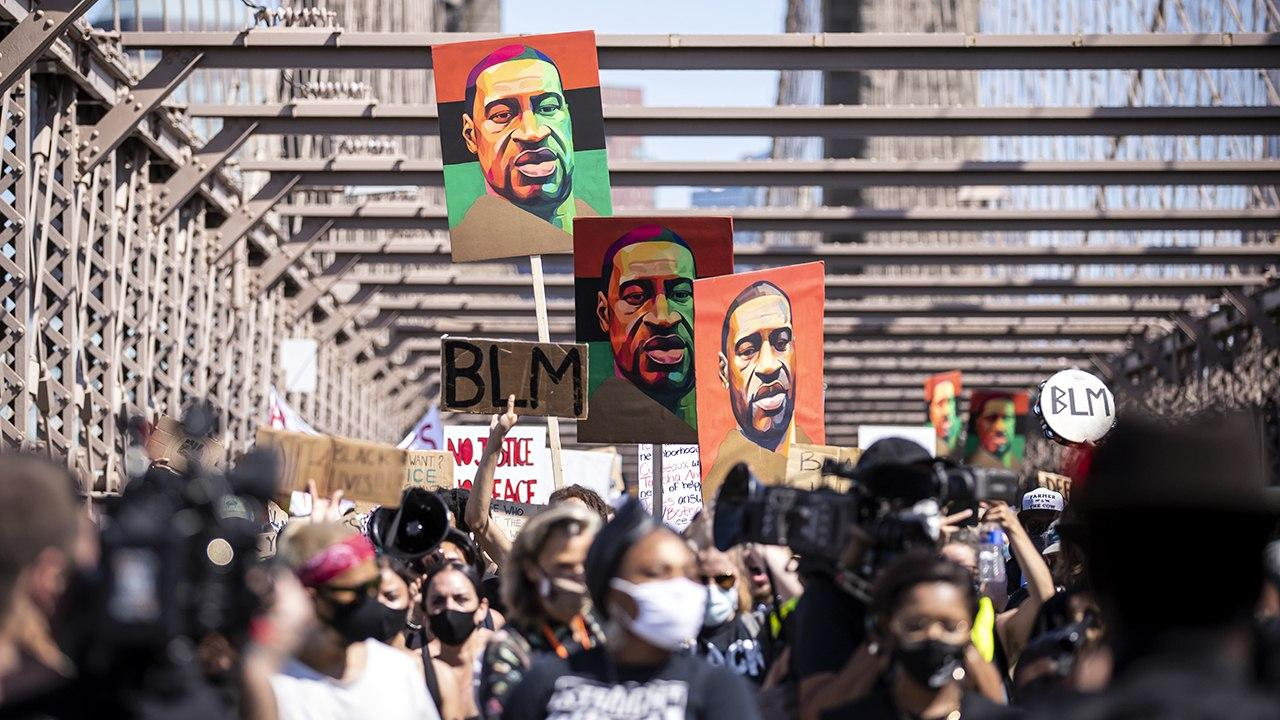 Anti-racist protests or an election technology?