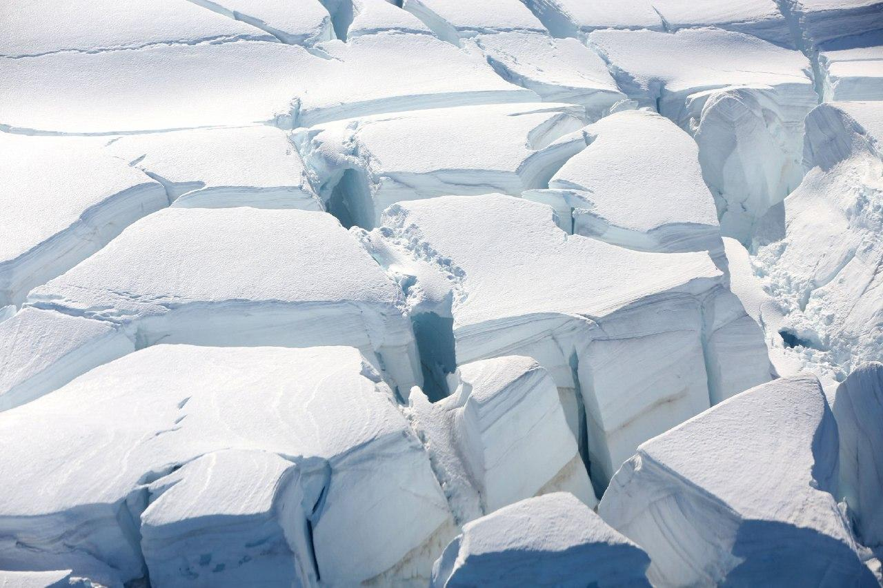 Greenlands melting ice sheet has passed the point of no return