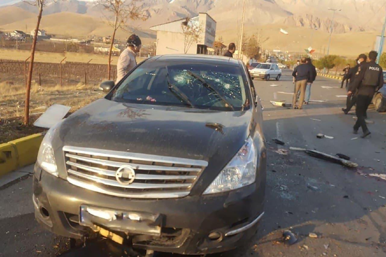 В результаті замаху загинув керівник ядерної програми Ірану