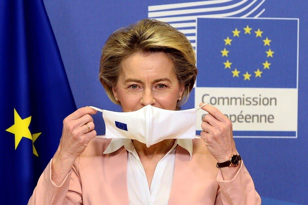 Фон дер Ляєн: відхід від принципів ЄС зміцнив би деяких, але послабив би всіх