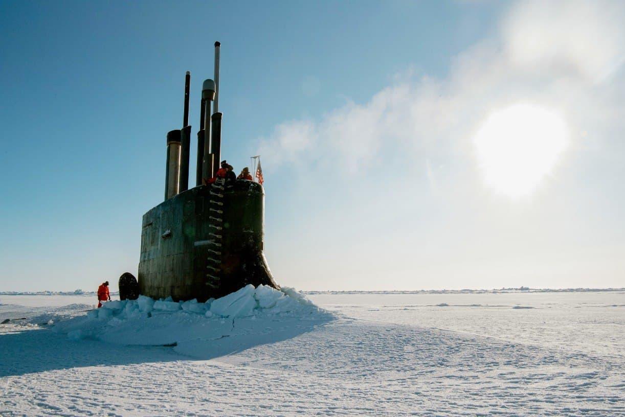 Соперничество великих держав за полярным кругом накаляется