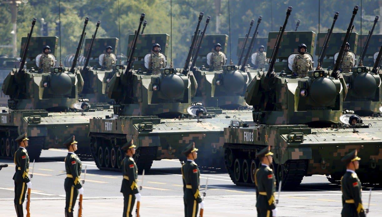 Пекин предупредил США об опасности «игры с огнем»
