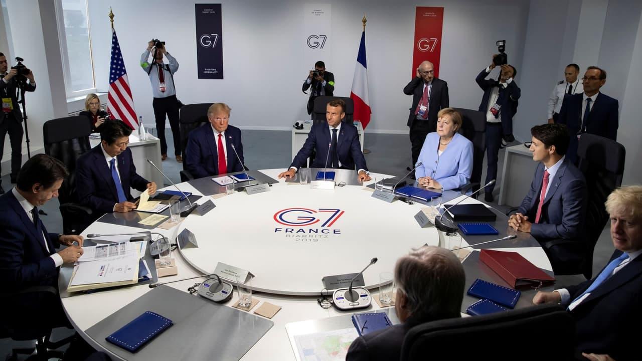 Куда идет G7?