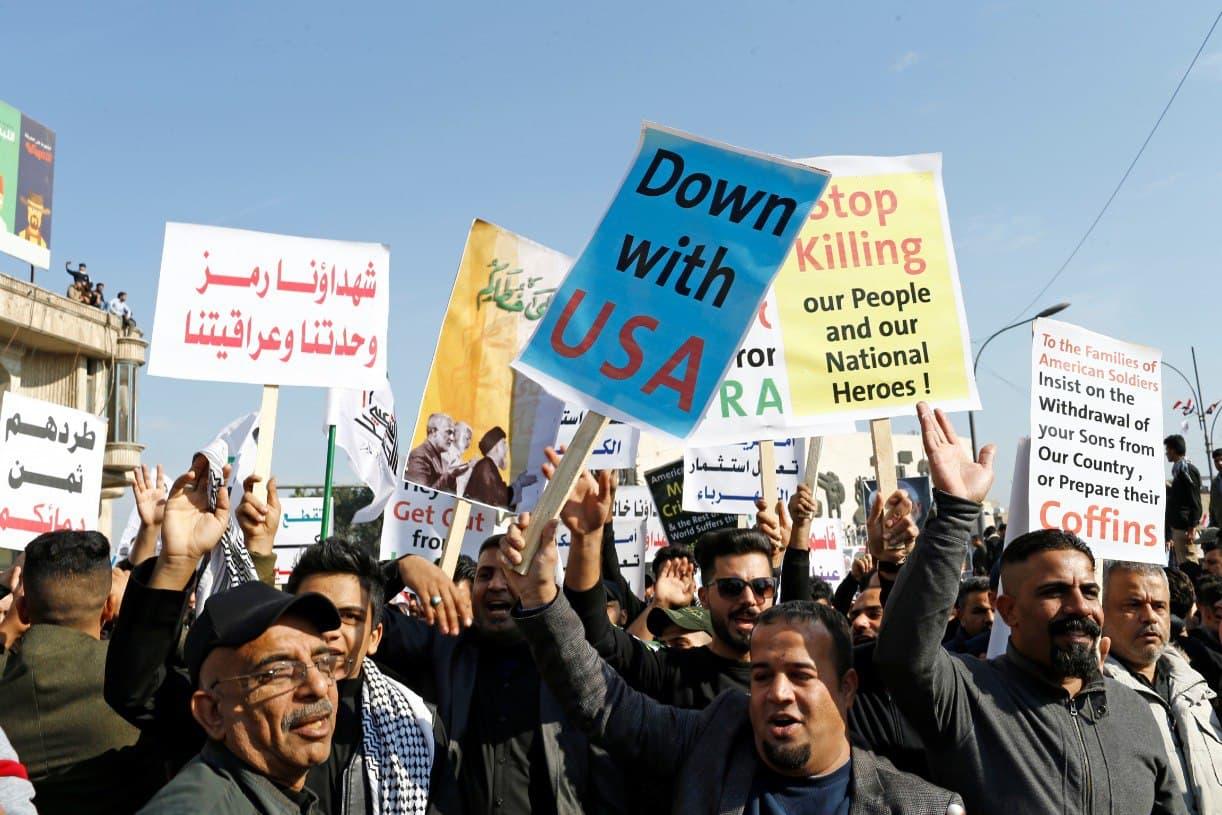 NI: военное господство США на Ближнем Востоке было катастрофическим для региона