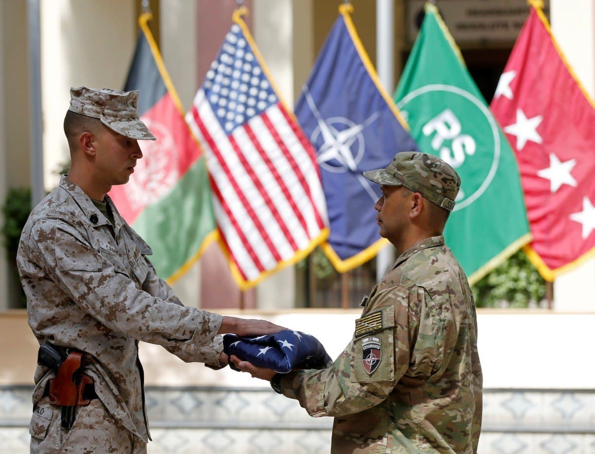 Afghanistan is a wake-up call for major non-NATO allies