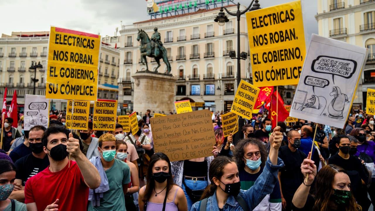 Високі ціни на природний газ перешкоджають відновленню Європи після пандемії