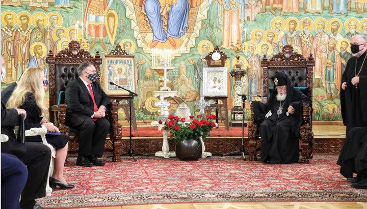 Православя та пандемія