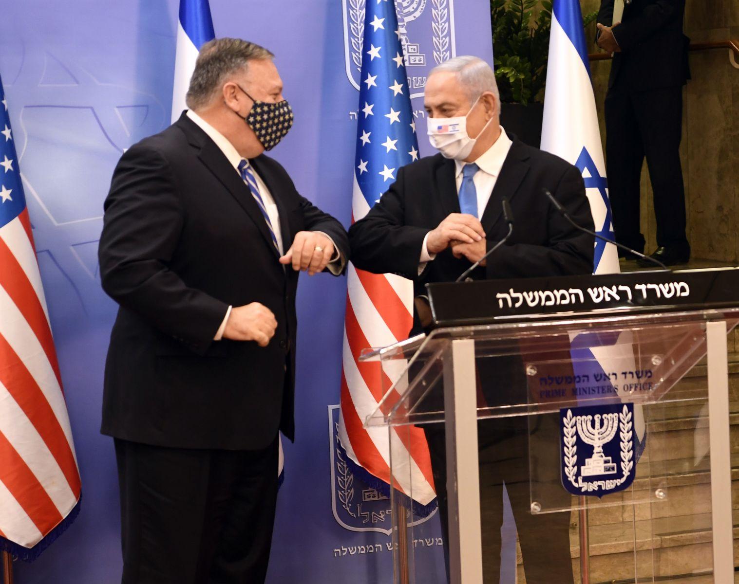 Мир на Ближнем Востоке к выборам в США