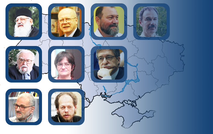 Сергей Белкин, Игорь Пасько, Йоси Бейлин и Мирослав Попович о ситуации в Украине